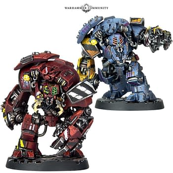 Games Workshop Brings Stompy Cool Ambot to Necromunda