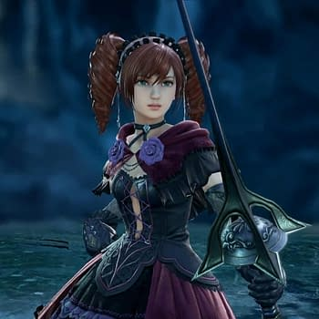 Amy Will Be the Next DLC Character for SoulCalibur VI