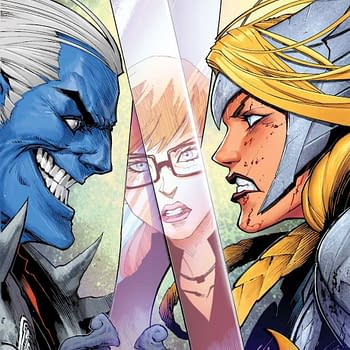 TBA Joins Cullen Bunn for Asgardians of the Galaxys War of the Realms Tie-In