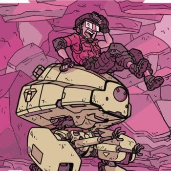 Vampires Attack in Atomic Robo: Dawn of the New Era #3 (REVIEW)