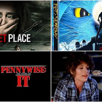 BC Horror Round-Up: A Quiet Place 2 Release Date Pennywise Doc and More
