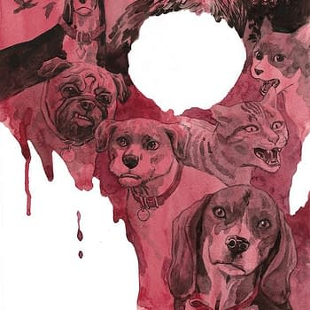 Beasts of Burden Returns to Dark Horse in May