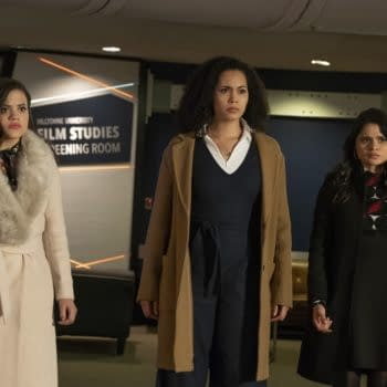 """Charmed"" Season 2: Jordan Donica (""Blue Bloods"") Cast as Series Regular"