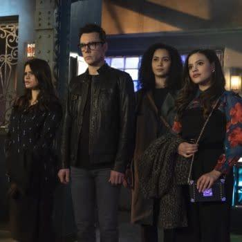 'Charmed' Season 2 Showrunner Shake-Up: Carter Covington Steps Down; Elizabeth Kruger, Craig Shapiro Step Up