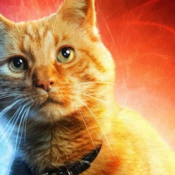 Marvel Studios Just Launched a Goose the Cat Livestream