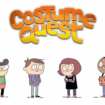 Costume Quest is Getting An Animated TV Series Based on the Game