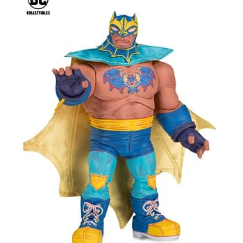 DC Collectibles at it Again: DC Lucha Explosiva Figures Have Been Canceled