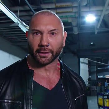 Dave Bautista Wants to Know Who Elected Skanky Ho to Congress