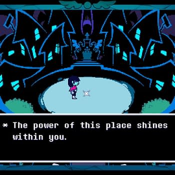 Deltarune Officially Announced for Nintendo Switch in February