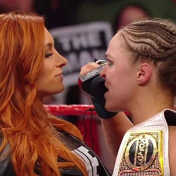 Can Becky Lynch and Ronda Rousey Top Their Twitter Feud on WWE Raw Tonight