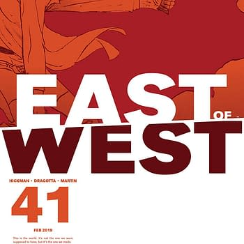 The End of Days Inches Closer with East of West #41 (REVIEW)