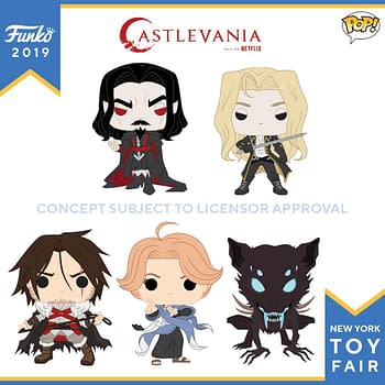 Funko New York Toy Fair Reveals: Anime My Hero Academia Fairy Tail and More