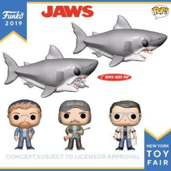 Funko New York Toy Fair Jaws