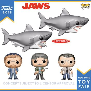 Funko New York Toy Fair Reveals: Rick and Morty Jaws Caddyshack and More