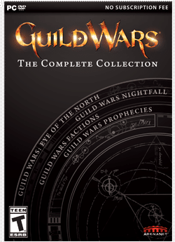 The Guild Wars Complete Collection is Available Now