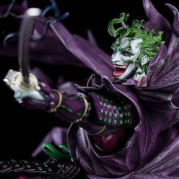 Good Smile Company Batman Ninja Joker Statue Coming Late 2019