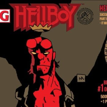 Hellboy is Getting an Entire Line of Snooty Craft Beers