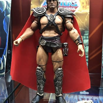 New York Toy Fair: 80+ Pics From Super7 Masters of the Universe and More