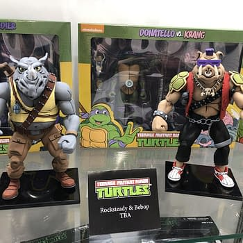 New York Toy Fair: 70+ Pictures From the NECA Toys Booth