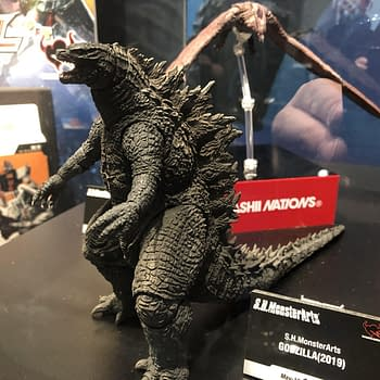 New York Toy Fair: 60 Pics From the Tamashii Nations Booth