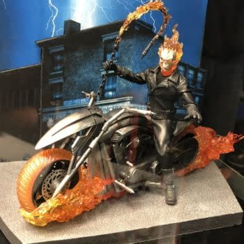 New York Toy Fair: Mezco Toyz Dazzles with One:12 Collective, Debuts 5 Points Line