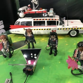 New York Toy Fair: Playmobil Bringing More Ghostbusters, Christmas Products to Stores