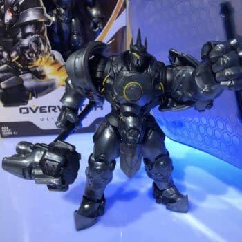 New York Toy Fair: Hasbro's New Overwatch Figures Look Fantastic