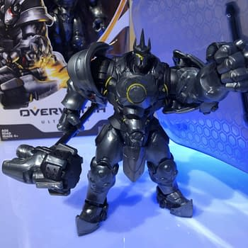 New York Toy Fair: Hasbros New Overwatch Figures Look Fantastic