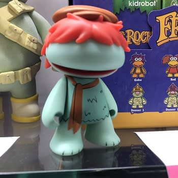 New York Toy Fair: Kidrobot Show Off WWE Addams Family Andy Warhol and More