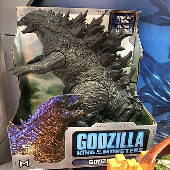 New York Toy Fair: Jakks Pacific Shows Off Godzilla Sonic Mario and More