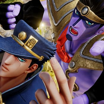 The Latest Jump Force Trailer Shows Jotaro and DIO of JoJos Bizarre Adventure