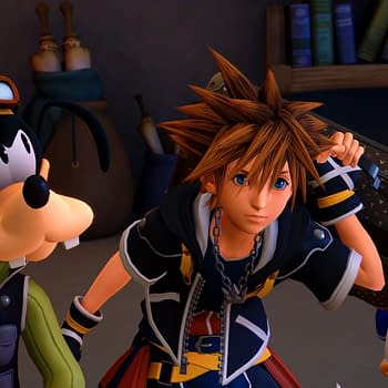 New Kingdom Hearts 3 DLC Adds a Critical Mode Difficulty Today