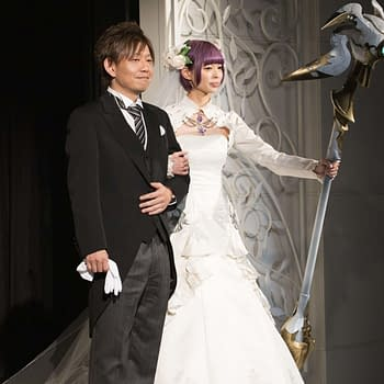 Final Fantasy XIVs Real-Life Wedding Service Comes with Replica Weapons