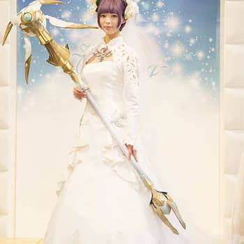 Final Fantasy XIV's Real-Life Wedding Service Comes with Replica Weapons