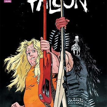 Vanesa Del Rey and Erica Henderson Homage Megadeth and Dio for Latest Murder Falcon Variants