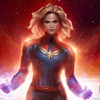 Netmarble Shows Off The Captain Marvel Update for Marvel Future Fight