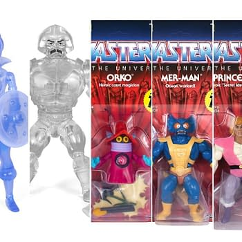 Masters of the Universe Wave 3 Vintage Figures Up For Preorder From Super7