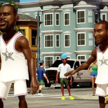 NBA 2K Playgrounds 2 is Getting a Free DLC Update