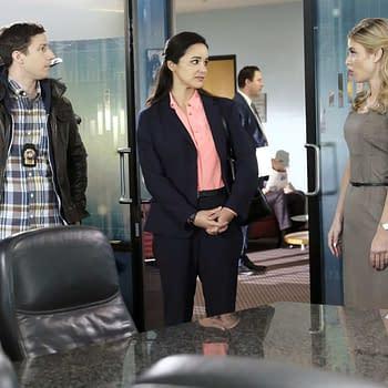Brooklyn Nine-Nine Season 6 Episode 8 He Said She Said: An Arresting #MeToo Take [PREVIEW]