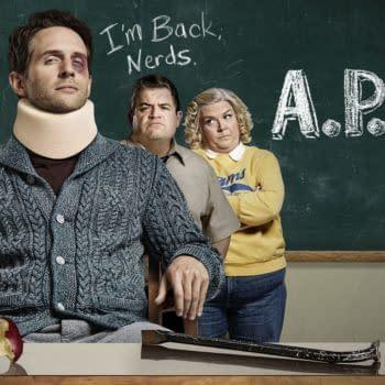 """A.P. Bio"" Season 3: Glenn Howerton/Patton Oswalt Sitcom Transferring to NBCUniversal Streamer"