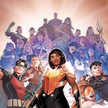 Naomi #6 Cover Teases Young Justice Team-Up Fresh DCU Perspective