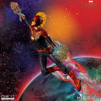 Captain Marvel One:12 Collective Figure Up For Order Now