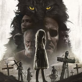 Check Out the New Trailer and Poster For Pet Sematary
