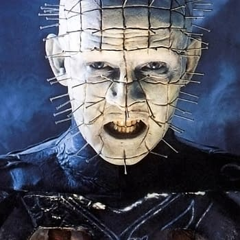 David S. Goyer Rebooting Hellraiser at Spyglass