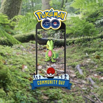 The Next Pokémon GO Community Day Will Focus on Treecko