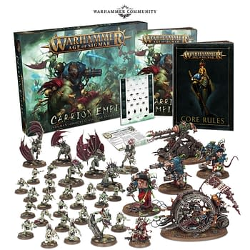 Carrion Empire Sets Sights to Carve Up Warhammer Universe