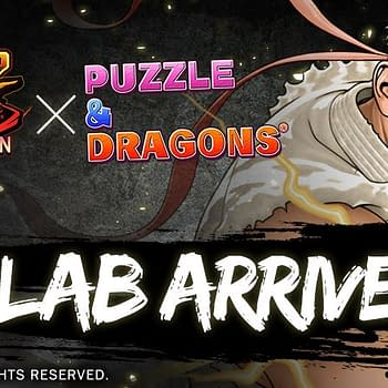 Street Fighter V Characters Are Coming to Puzzle &#038 Dragons