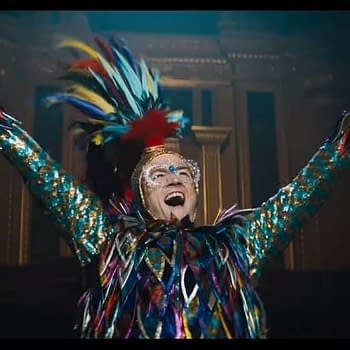 Rocketman: Taron Egerton Turns Up Elton John Volume in New Trailer