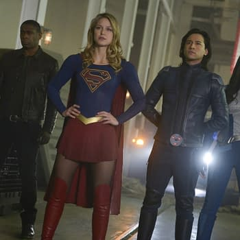 Supergirl Season 4 Episode 13 Whats So Funny About&#8230: Solitude Before the Storm [PREVIEW]