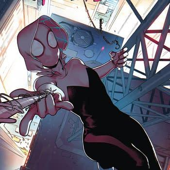 Spider-Gwen is a One-Woman Gun Control Machine in Next Weeks Ghost Spider #5